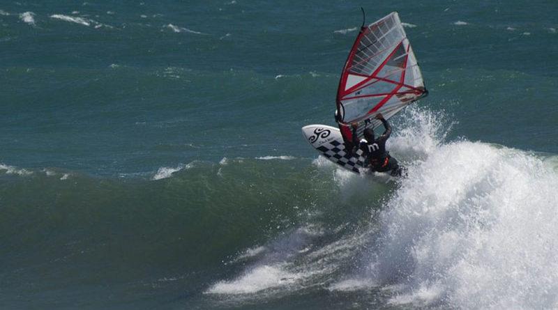 Spiaggia d'Oro windsurf