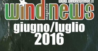 Iachino cover wind news giugno luglio 2016