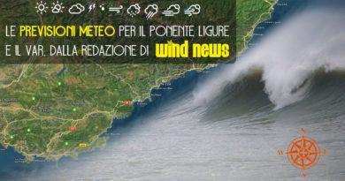 Previsione Liguria e Var