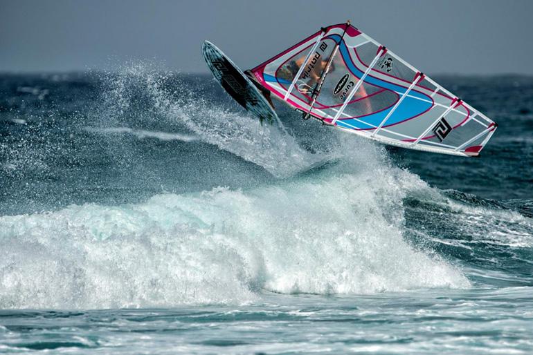 Sailloft Curve action 2