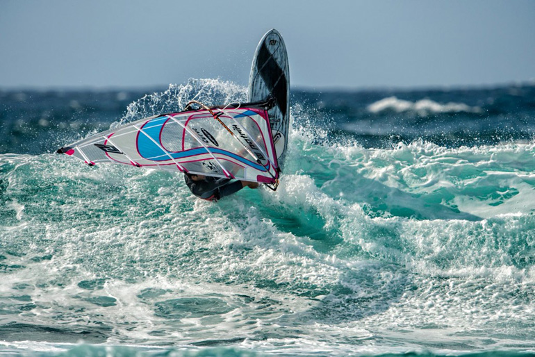 Sailloft Curve action 3