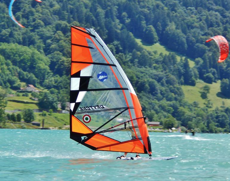 daytona wingssails speed slalom 2