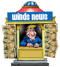 Wind News in edicola