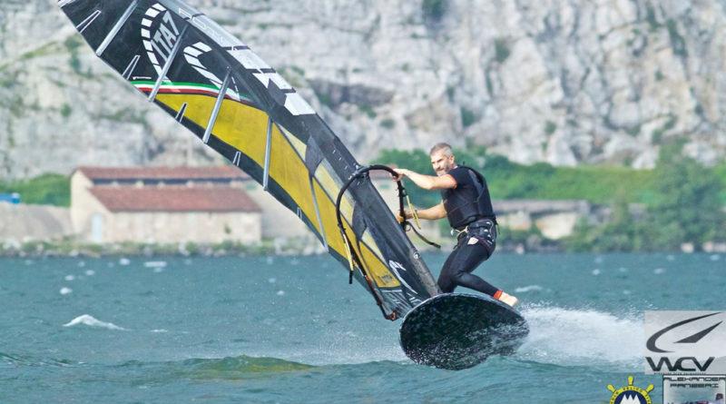 Regata WCV slalom valma Alexander Panzeri Masserini