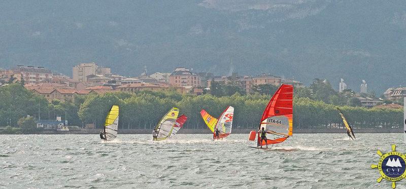 Regata WCV slalom valma Alexander Panzeri 6