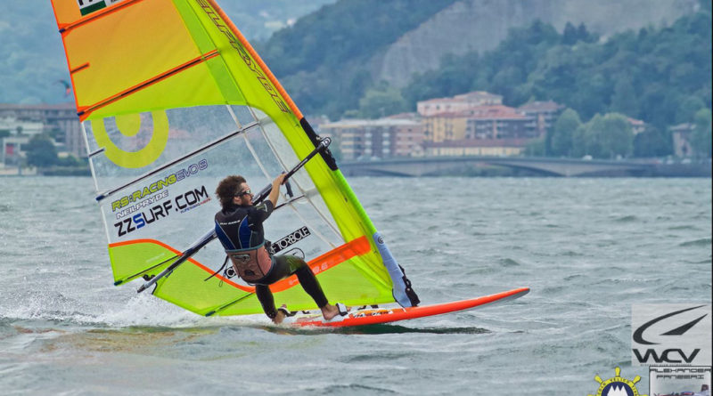 Regata WCV slalom valma Alexander Panzeri 7