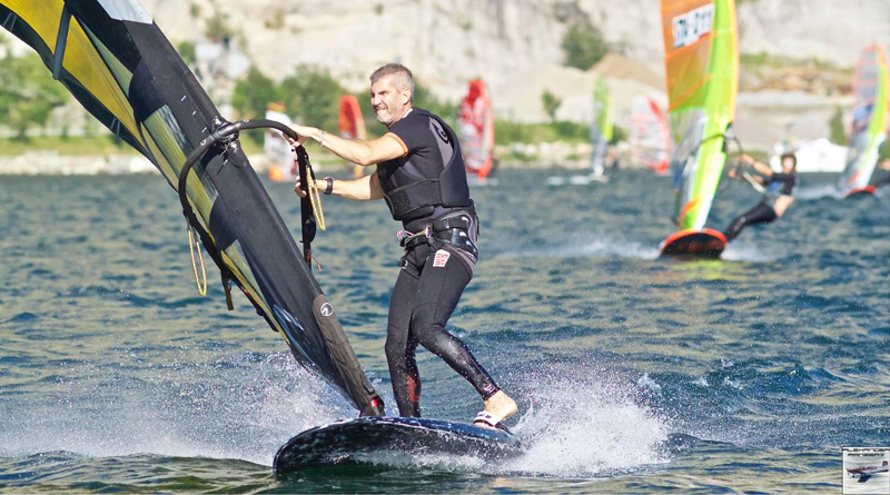 Regata WCV slalom valma Alexander Panzeri Masserini winner