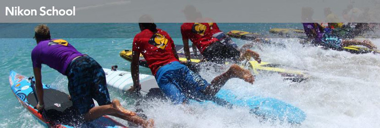 Nikon School alla Noli SUP Race