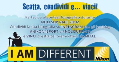 contest fotografico nikon4sport noli sup race