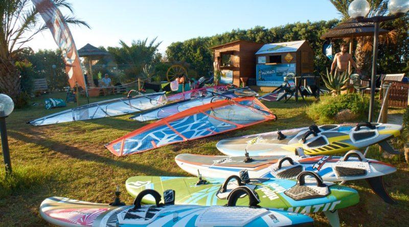 windsurf maniacs school stagnone 2