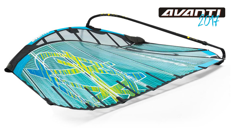 Avanti Sails 2017 online