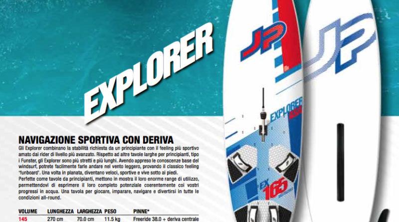 Jp Explorer 2017
