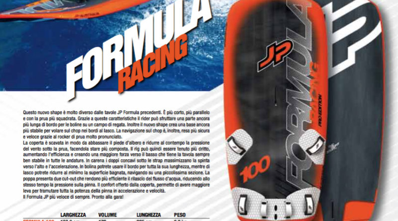 Jp Formula 2017