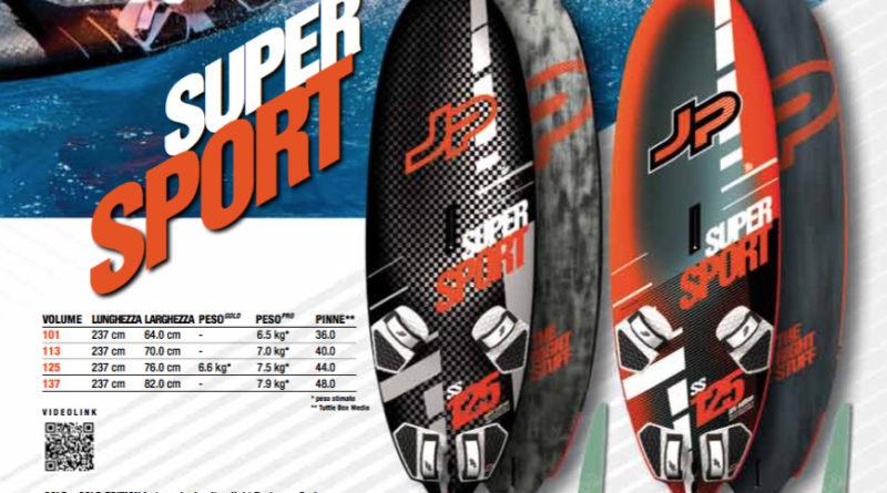 Jp Super Sport 2017