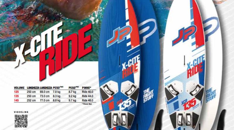 Jp XCite Ride plus 2017
