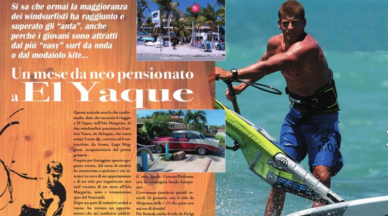 el yaque viaggi windsurf