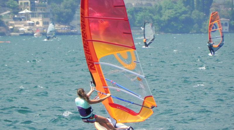 jp super sport 2017 Greta Marchegger in action