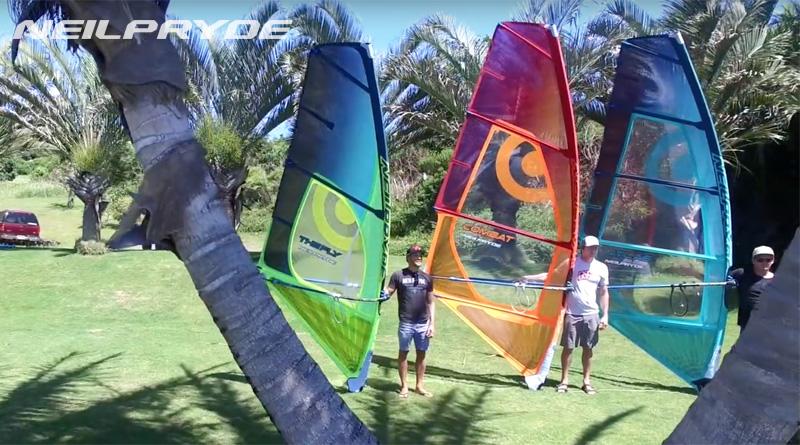 neil pryde wave sails cover