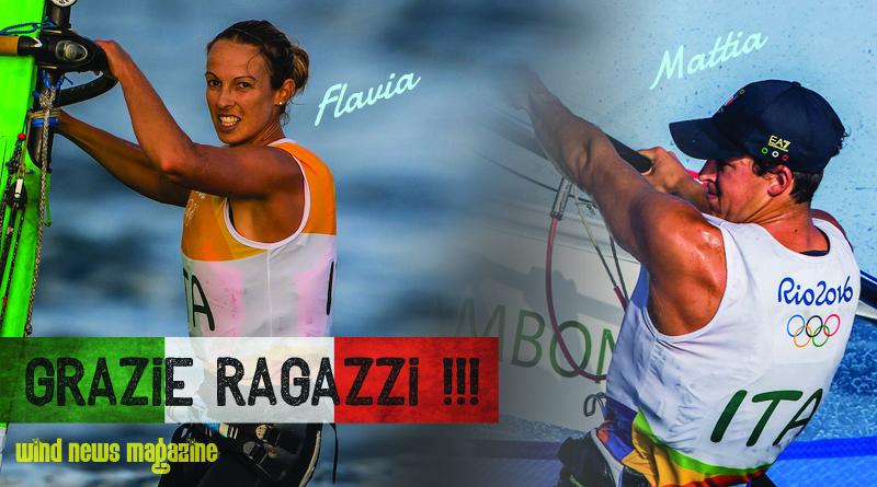 rsx rio 2016 medal race mattia e flavia cover