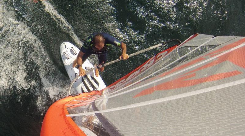 Test Patrik F-ride Sailloft Cross foto action 2