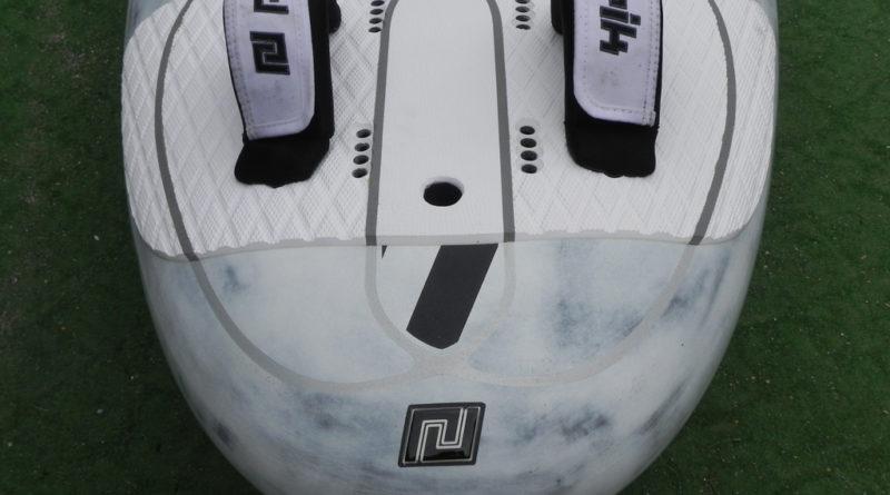 Test Patrik F-ride Sailloft Cross shape poppa
