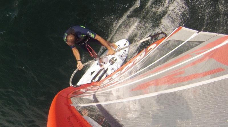 Test Patrik F-ride Sailloft Cross foto action 1