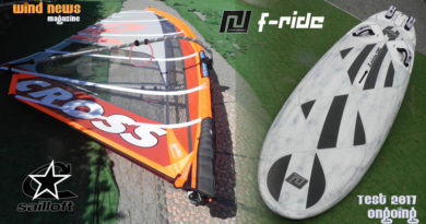 test patrik f-ride sailloft cross cover