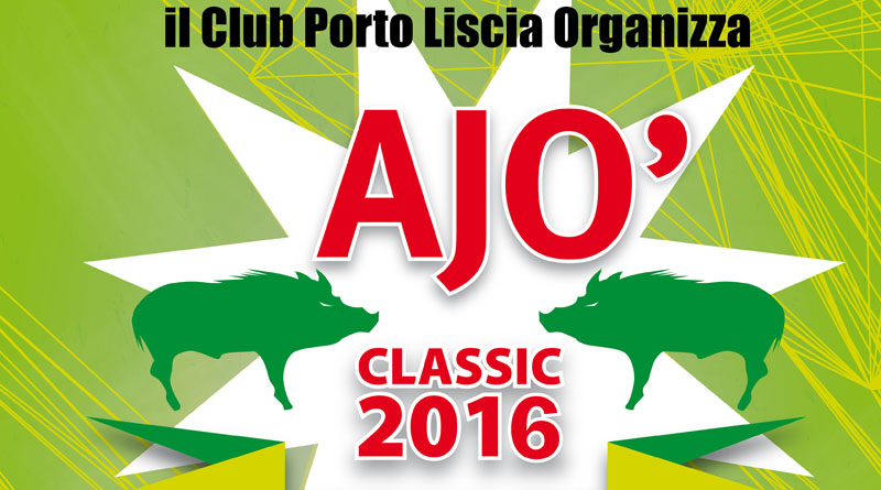 Ajo' Classic 2016 cover
