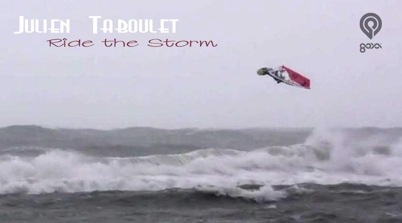 julien taboulet f100 ride the storm