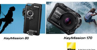 Nikon KeyMission 170 e 80