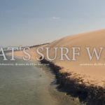That's Surf West, Federico ed Elisa in Australia