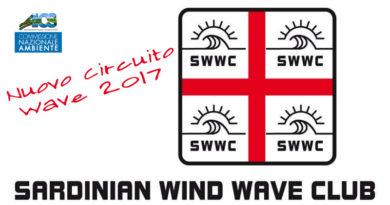 sardinian wind wave club Logo