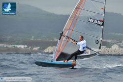Mondiali Formula Windsurfing 2016 - Casper Bouman