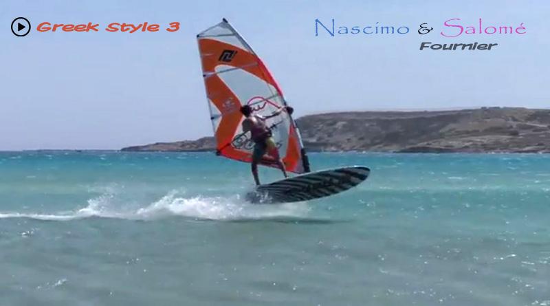 Nascimo e Salomé Fournier Greek Style 3 cover