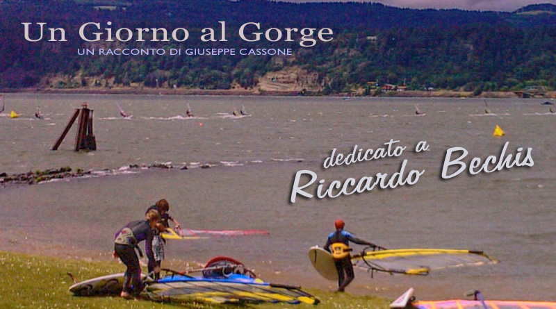 Un giorno al Gorge cover news