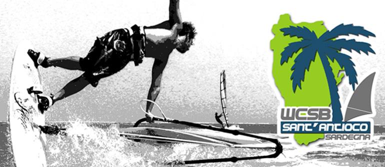 Windsurfing club sa barra poster
