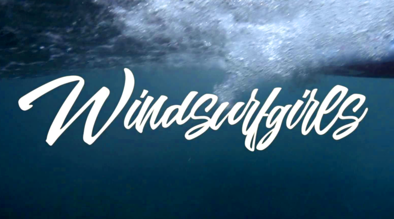 Windsurf Girls Cover