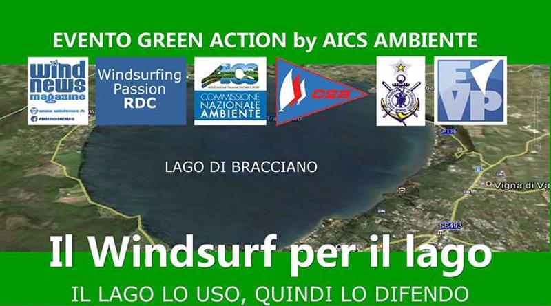 windsurf lago bracciano cover