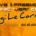 Wave e freemove clinic a Jeri!