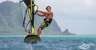 windsurf foil naish cover