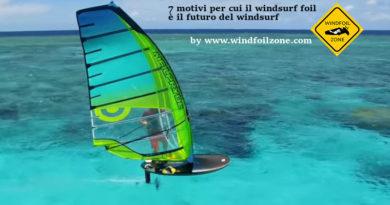 7 motivi windsurf foil cover