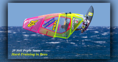 jp neil pryde team a pozo cover