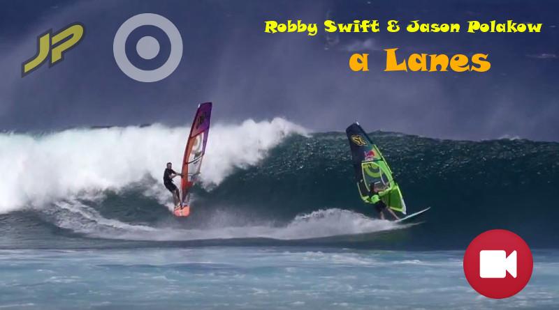 polakow e Swift a Lanes