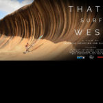 That's Surf West – worldwide premiere