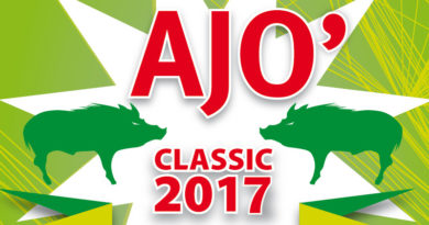 Ajo' Classic 2017 cover
