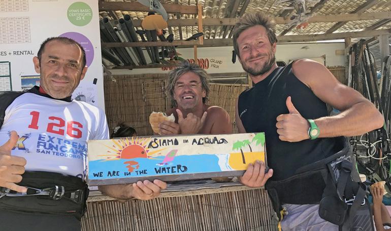 Cassik, Ennio e Diego
