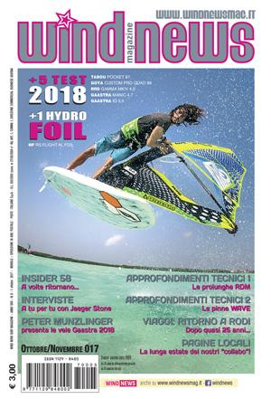 wind news ottobre novembre 2017