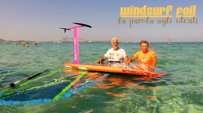 intervista windsurf foil cover