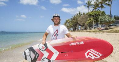 Malte Reuscher joins Team Fanatic!