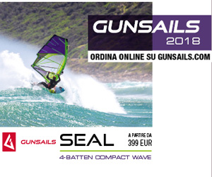 Banner Gun Sails SEAL 2018